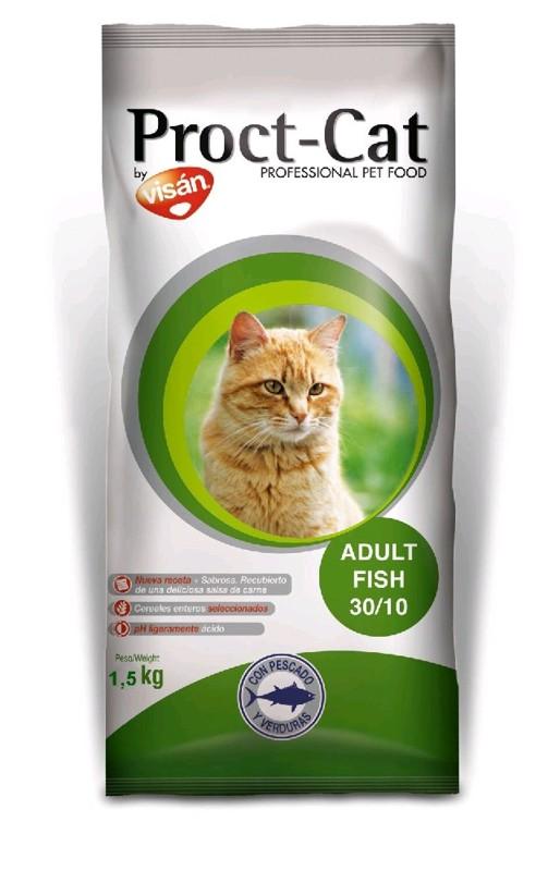 Proct-Cat Adult Fish