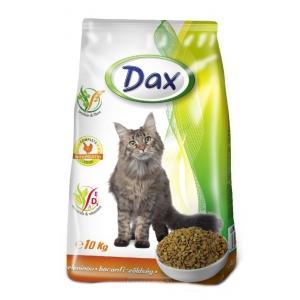 Dax s kuřecím a zeleninou