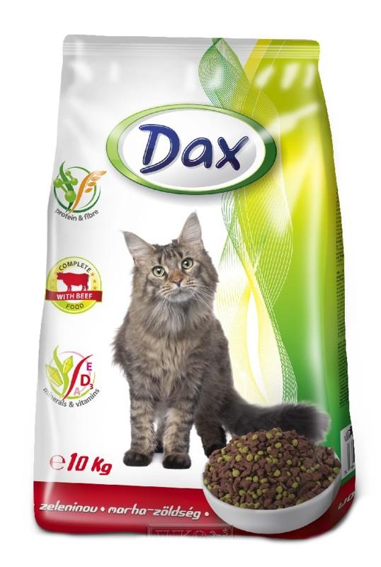 Dax s hovězím a zeleninou