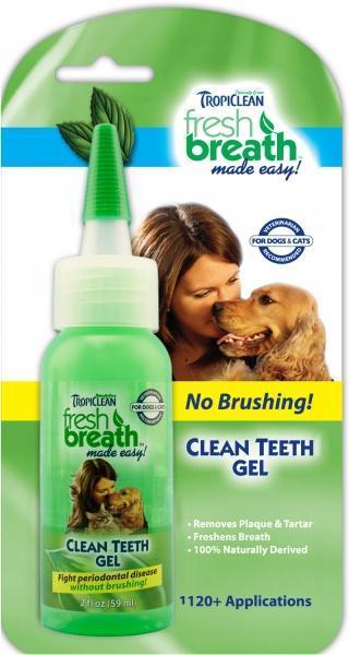 Tropiclean Clean Teeth Gel