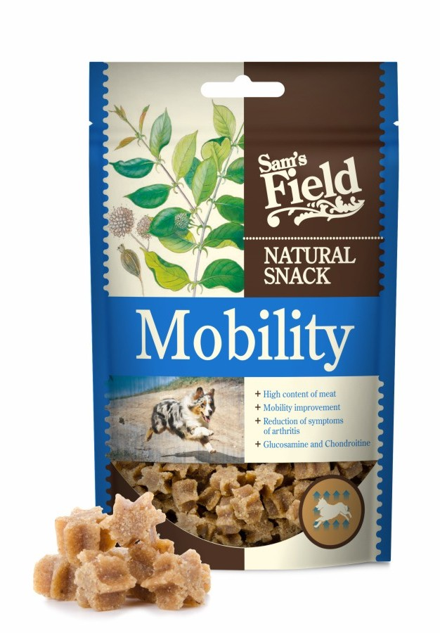 Sams Field Natural Snack Mobility