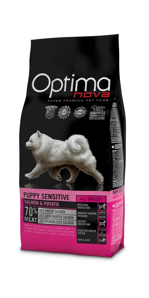 OPTIMAnova GF Puppy Sensitive