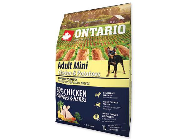 Ontario Adult Mini Chicken & Potatoes