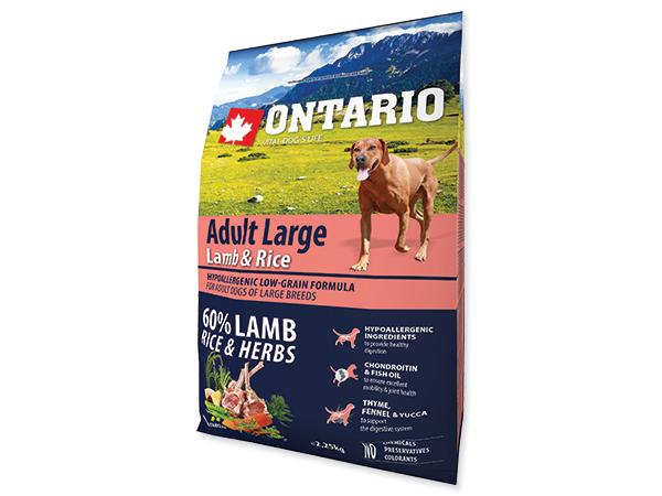 Ontario Adult Large Lamb&Rice