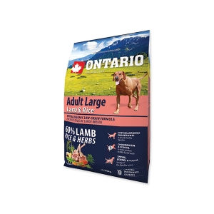 Ontario Adult Large Lamb&Rice