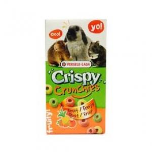 Crispy Crunchies s ovocem