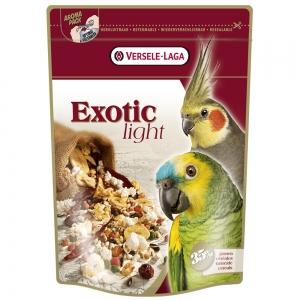 Exotic LIGHT - směs pro střední a velké papoušky