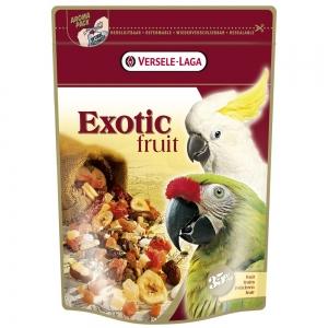 Exotic FRUIT - směs pro střední a velké papoušky