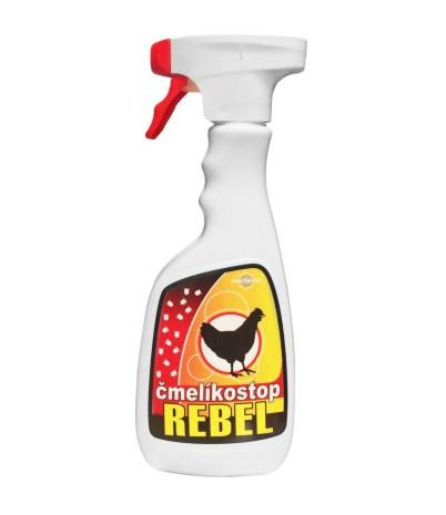 Rebel Čmelíkostop proti čmelíkům