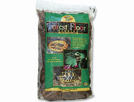 Cypřišový kompost - podestýlka