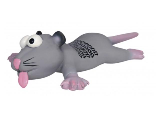 Potkan / myška, přejetý