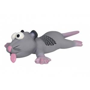 Potkan / myška, přejetý - latex