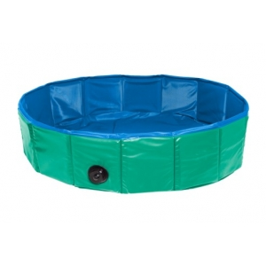 Bazén pro psy Karlie - zeleno/modrý